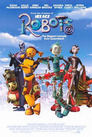 Robots (2005) Main Poster