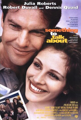Something To Talk About (1995) Main Poster