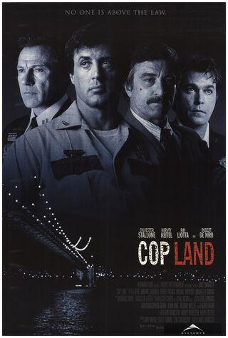 Cop Land (1997) Main Poster