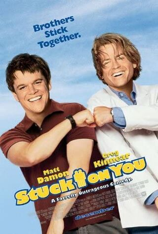 Stuck On You (2003) Main Poster