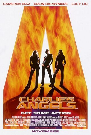 Charlie's Angels (2000) Main Poster