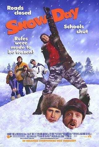 Snow Day (2000) Main Poster
