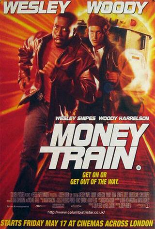 Money Train (1995) Main Poster
