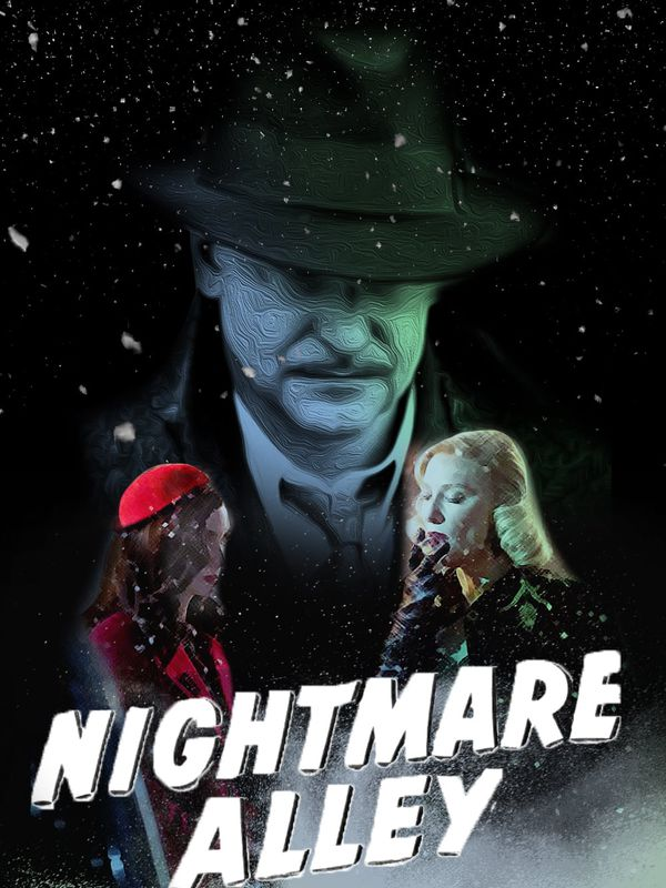 Nightmare Alley (2021) Poster #1