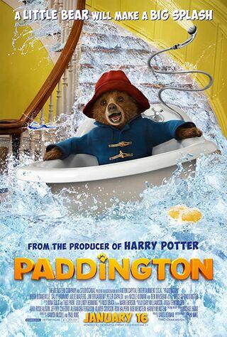 Paddington (2015) Main Poster