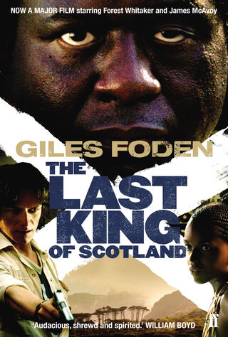 The Last King Of Scotland (2007) Main Poster