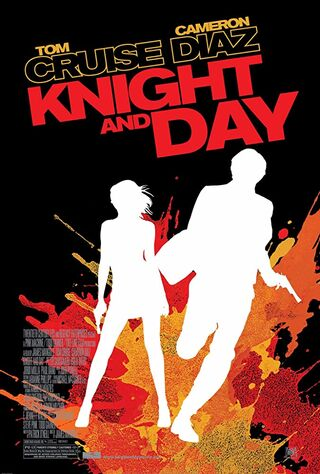 Knight and Day (2010) Main Poster
