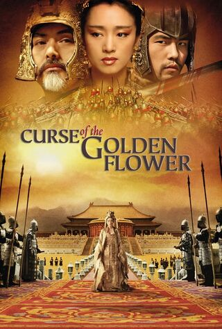 Curse Of The Golden Flower (2007) Main Poster