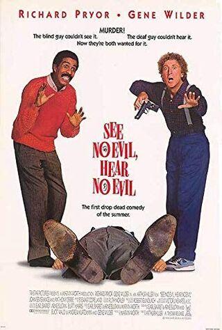 See No Evil, Hear No Evil (1989) Main Poster
