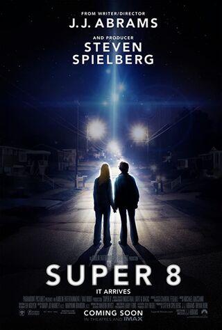 Super 8 (2011) Main Poster