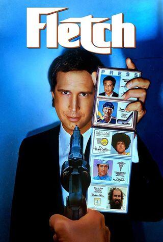 Fletch (1985) Main Poster