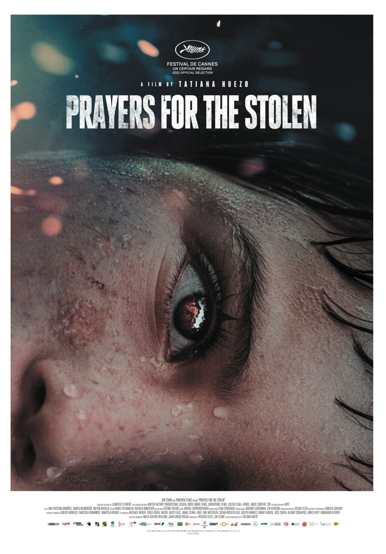 Prayers For The Stolen (2021) Main Poster