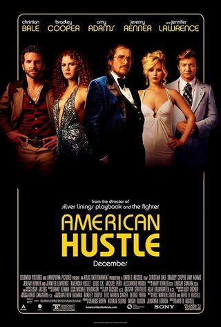 American Hustle (2013) Main Poster