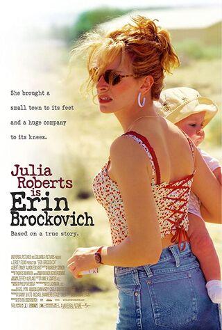 Erin Brockovich (2000) Main Poster