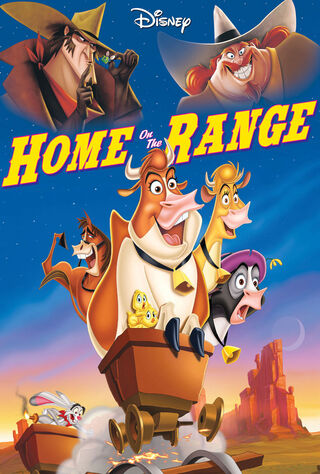 Home On The Range (2004) Main Poster