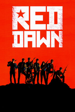 Red Dawn (1984) Main Poster