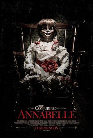 Annabelle (2014) Main Poster