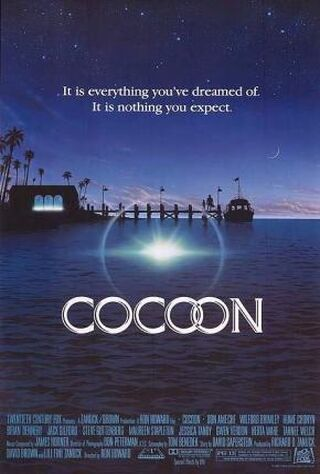 Cocoon (1985) Main Poster