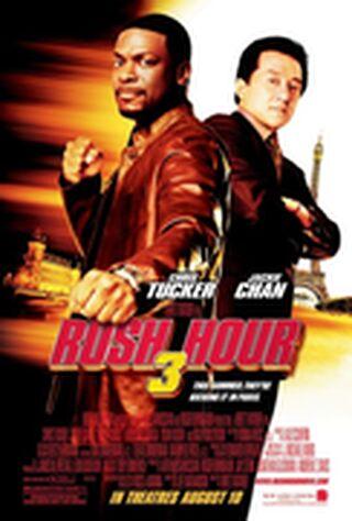 Rush Hour 3 (2007) Main Poster