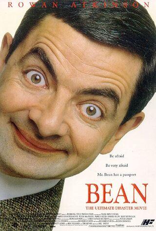 Bean (1997) Main Poster