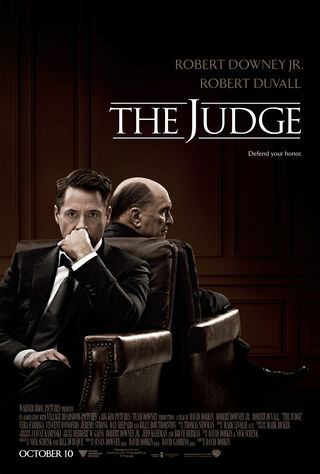 The Judge (2014) Main Poster