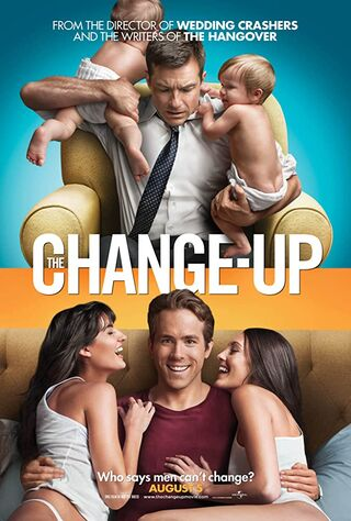 The Change-Up (2011) Main Poster