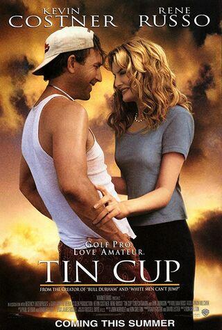 Tin Cup (1996) Main Poster