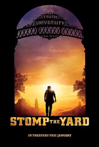 Stomp The Yard (2007) Main Poster