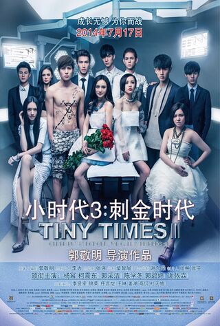 Tiny Times 3.0 (2014) Main Poster