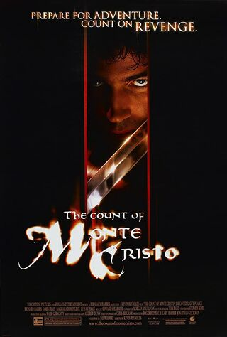 The Count Of Monte Cristo (2002) Main Poster