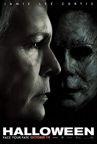 Halloween (2018) Main Poster