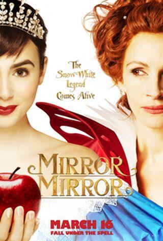 Mirror Mirror (2012) Main Poster