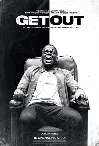 Get Out (2017) Main Poster