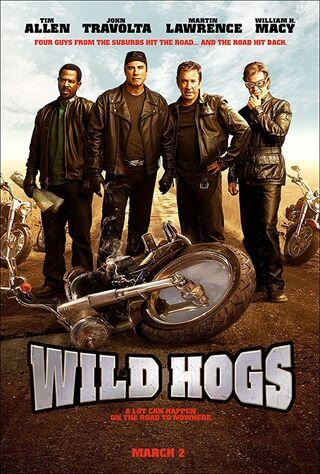 Wild Hogs (2007) Main Poster