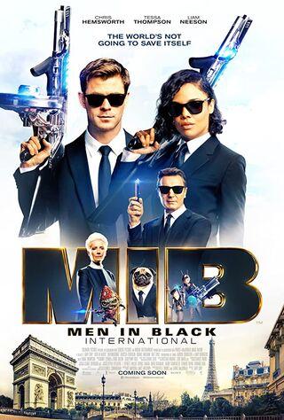 Men In Black: International (2019) Main Poster