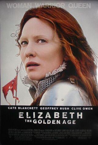 Elizabeth: The Golden Age (2007) Main Poster