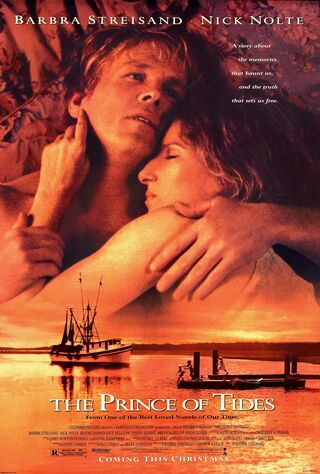 The Prince Of Tides (1991) Main Poster