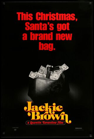 Jackie Brown (1997) Main Poster