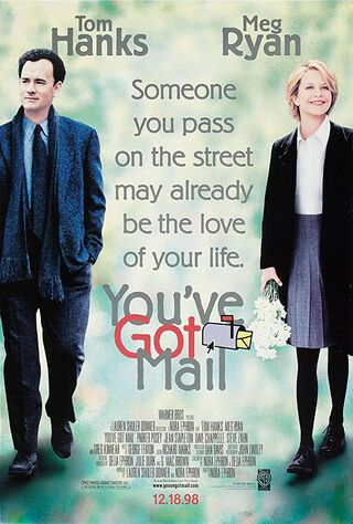 You've Got Mail (1998) Main Poster