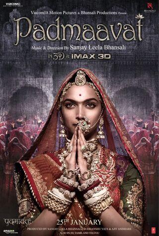 Padmaavat (2018) Main Poster