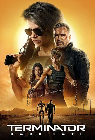 Terminator: Dark Fate (2019) Main Poster
