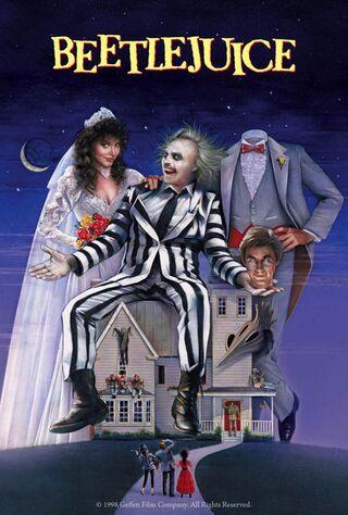Beetlejuice (1988) Main Poster