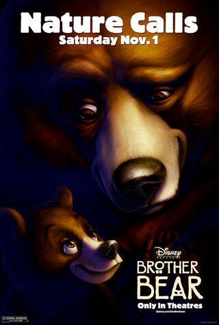 Brother Bear (2003) Main Poster
