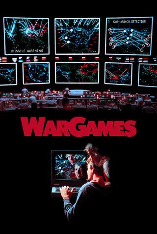 WarGames (1983) Main Poster