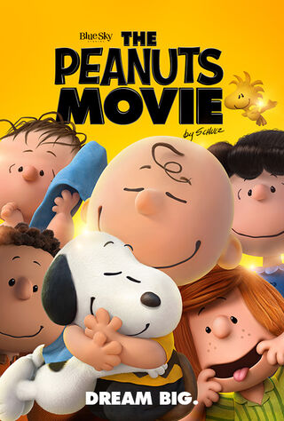 The Peanuts Movie (2015) Main Poster