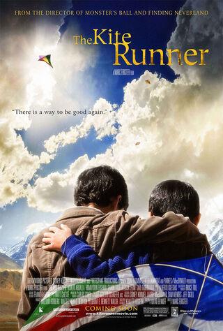 The Kite Runner (2008) Main Poster
