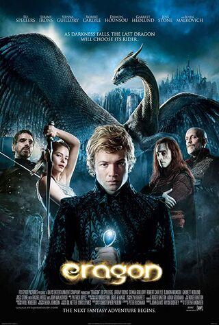 Eragon (2006) Main Poster