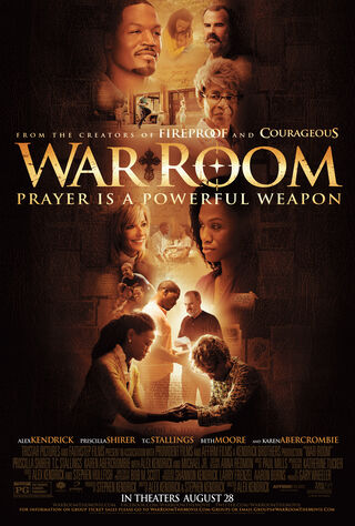 War Room (2015) Main Poster