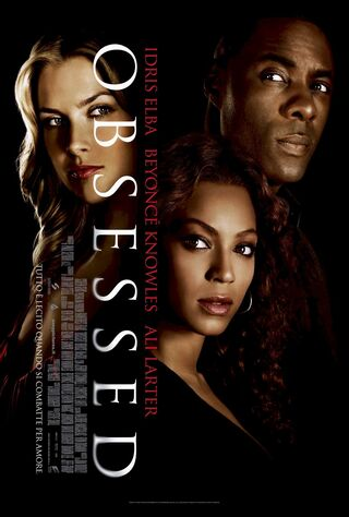 Obsessed (2009) Main Poster
