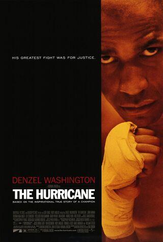 The Hurricane (2000) Main Poster